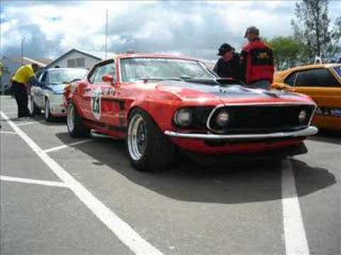 Central Muscle Cars New Zealand Youtube