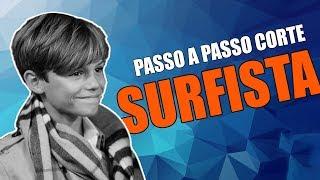 Corte Surfista passo a passo por Edson Fonseca