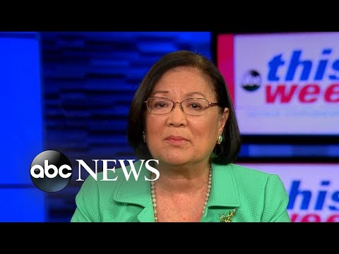 """Hirono: Kavanaugh's Vast Left-Wing """"Conspiracy Theory"""" Disqualifies Him From Supreme Court"""