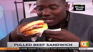 Breakfast Tips: Making  a pulled beef sandwich #DayBreak
