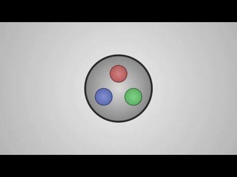 Subatomic Particle - Animation