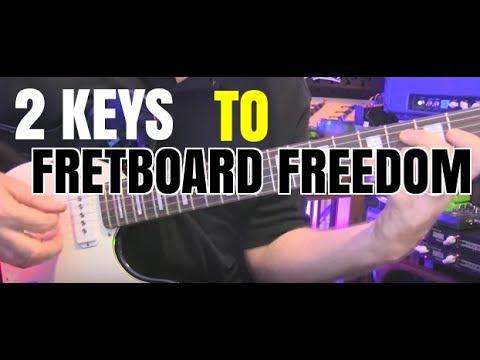2 Keys To Fretboard Freedom Bar Chords Gl Asat Special Tim