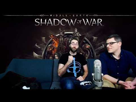 Shadow of War Livestream: Gravewalker Difficulty Tips, Outlaw Legendary Gear Build, PC Online Forts.