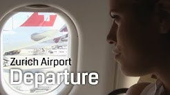 Zurich Airport - Departure | Airport Movie