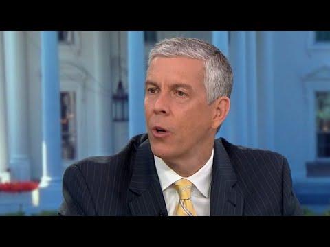 Former Education Sec. Arne Duncan on gun violence in schools