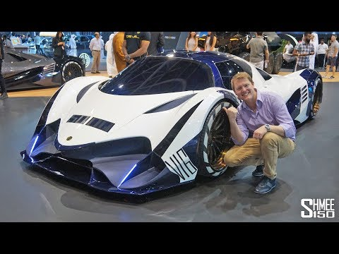 The Crazy 5 000hp Devel Sixteen Is Real First Look Youtube
