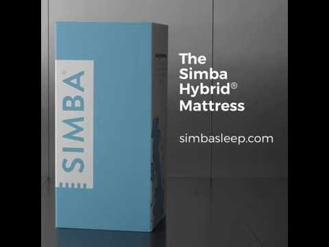 The Simba® Hybrid® Mattress - Short TV Ad