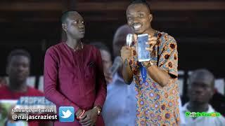 Angels Unlock Samsung S9 Phone After Prophet Bushiri Prayer