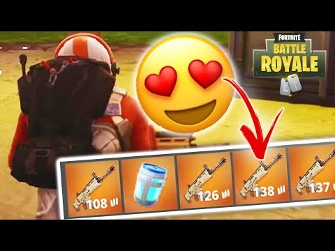 ALLES 'LEGENDARY' CHALLENGE?! (Fortnite: Battle Royale)