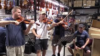 Valentine's Day At Fiddlershop -