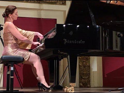 Kariné Poghosyan performs Liszt's Sposalizio