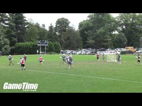 Matt Sassoon - 2015 Victory Series Summer Slam Lacrosse Tournament Highlights
