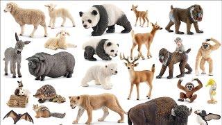 Фигурки животных с АлиЭкспресс. Топ-10 фигурок.