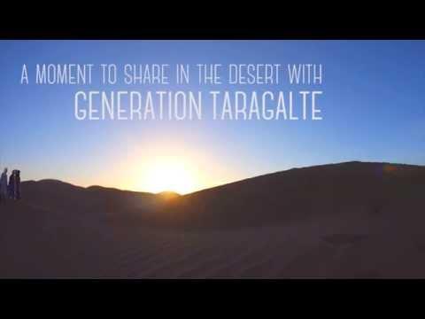 Génération Taragalte - Desert blues from Morocco