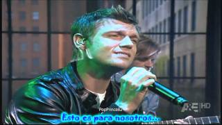 Backstreet Boys - This Is Us [Sub-Español] [HD]