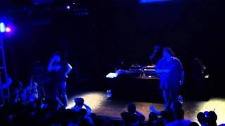 Aesop Rock- Big Bang live