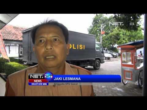 NET24 - Rudi Gunawan Dan Helmi Budiman Klaim Unggul Di Pilkada Garut