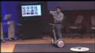 Dean Kamen: Rolling along, helping students and the third world(http://www.ted.com Inventor Dean Kamen lays out his argument for the Segway and offers a peek into his next big ideas (portable energy and water purification ..., 2007-05-14T21:24:46.000Z)