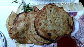 Pyaz ka masala dar paratha # onion paratha recipe
