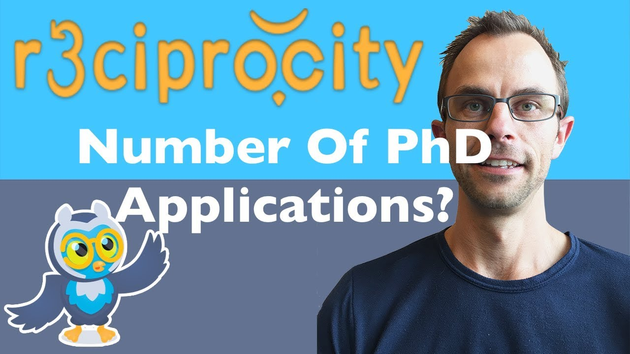 How Many PhD Applications Should You Send Out For Grad School?
