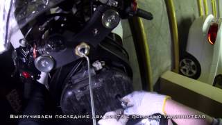 #051 - Замена Воздушного Фильтра На Suzuki GSX-R 600  750 L1, L2, L3, L4