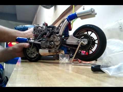 Thundertiger Ducati Nitro Youtube