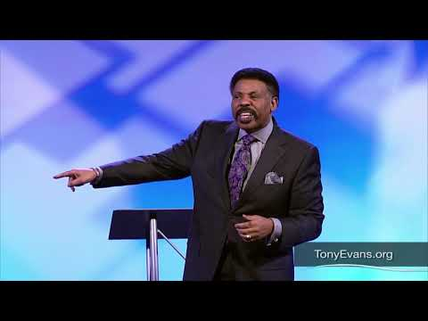 Powerful Sermon From Tony Evans - Men Who Beat The Odds