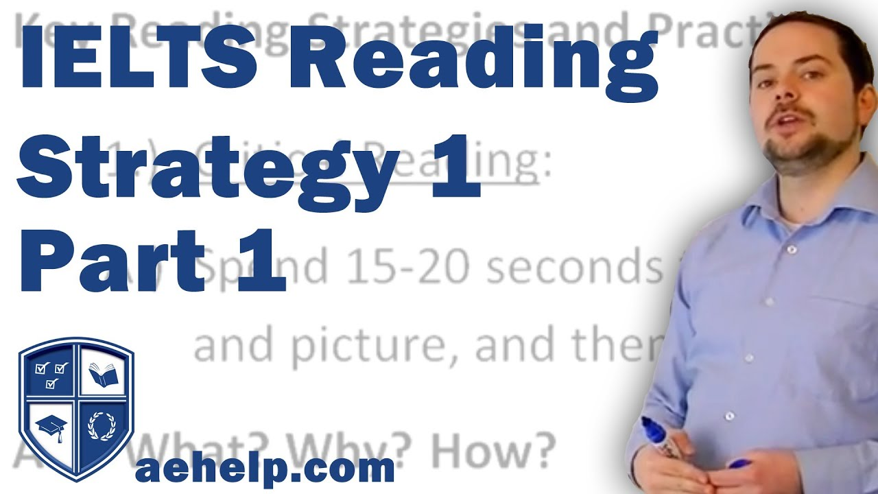 tips for ielts reading academic pdf