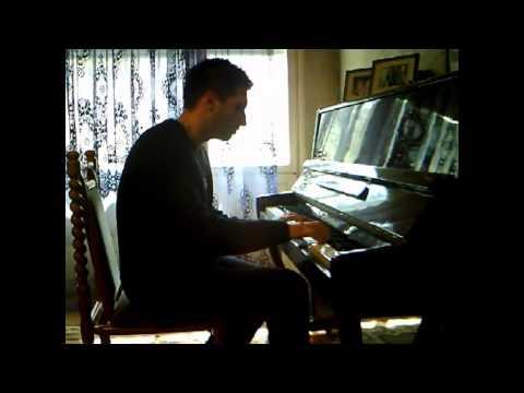 Cafe Del Mar - Love My Soul (stoynov666 Piano)