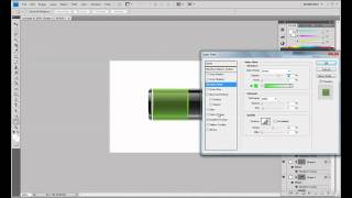 Battery Video Tutorial in Photshop clip4