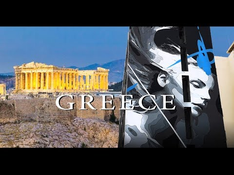 Graffiti Capital of Europe: 4K Athens TOP Street Art | Τα καλύτερα graffiti της Αθήνας