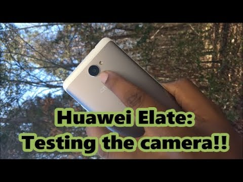Huawei Elate Camera Test!