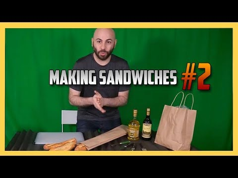 Swiftor Makes Sandwiches In Only An Hour & Eight Minutes!