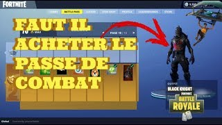 WHAT IT BUY THE FORTNITE COMBAT PASSE --VICE