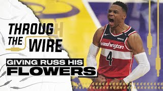 Russell Westbrook Deserves Your Respect | Through The Wire Podcast