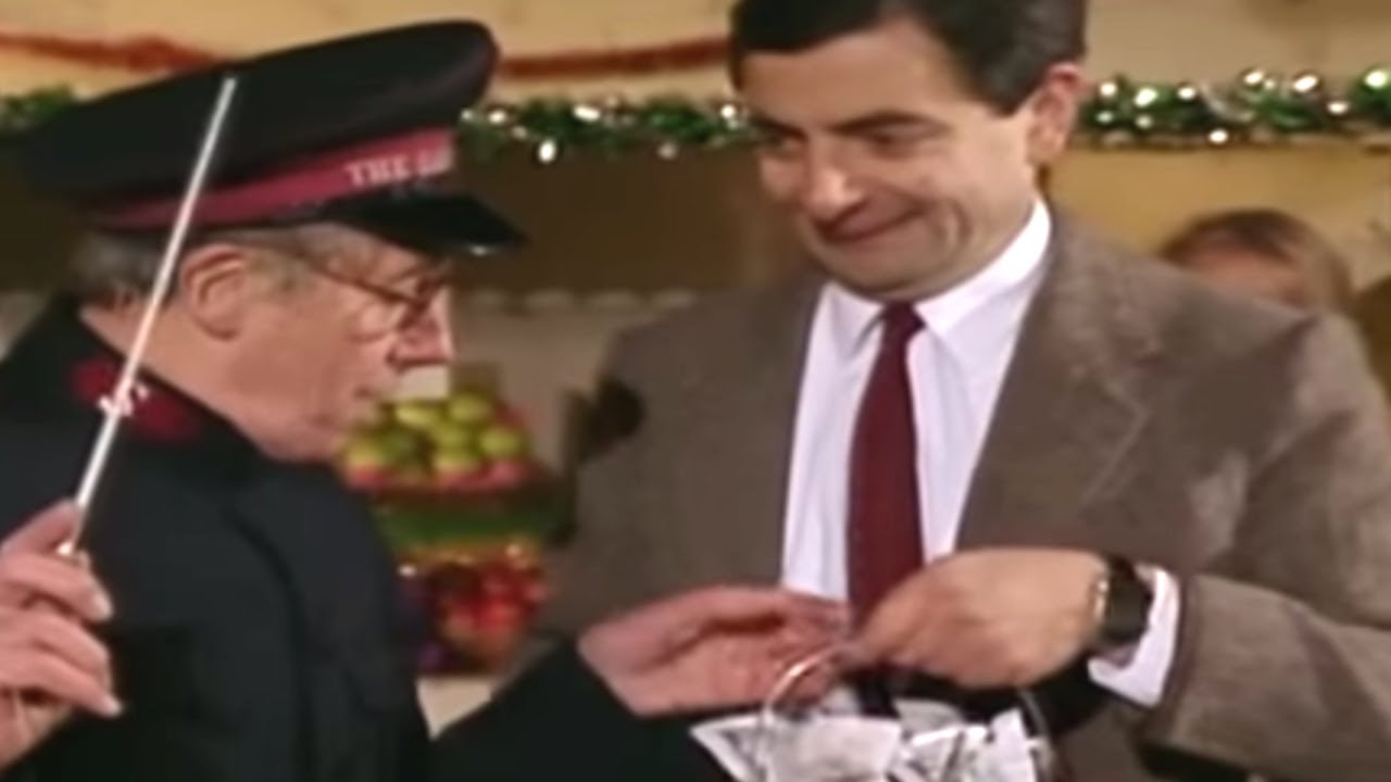Salvation Army Carols | Mr. Bean Official