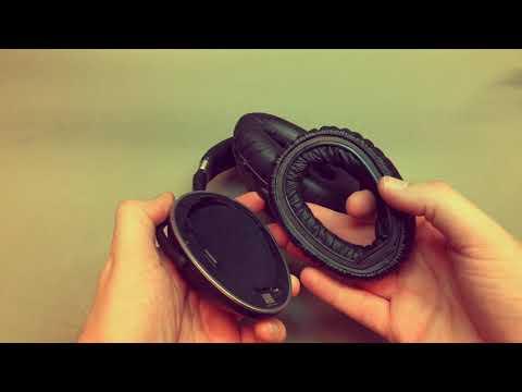 Sennheiser PXC 550 ear pads