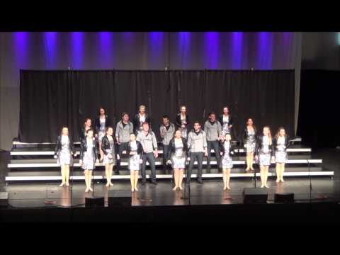 Show Choir 2015 - Marquette High School Center Stage