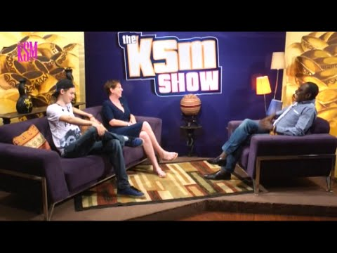 KSM Show- International players Accra hang out with KSM