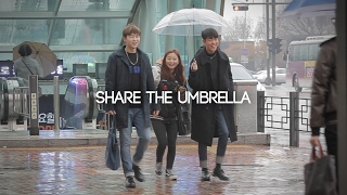 Gambar cover JAYKEEOUT : Share the Umbrella Experiment in Korea