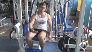 Как накачать ноги (разгибания ног в тренажере, техника)
