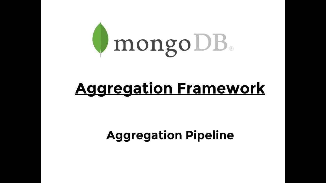 Working with MongoDB Aggregate Functions – BMC Blogs