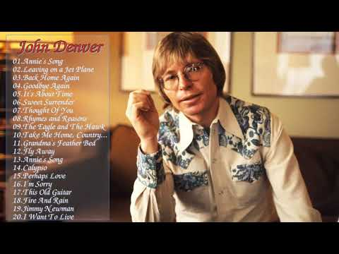 Best Songs Of John Denver - John Denver Greatest Hits Full Album 2017