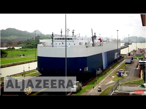 Panama's Grand Canal - TechKnow