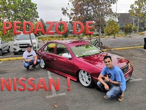ESTE NISSAN ES DE OTRO NIVEL !!!  - NISSAN SENTRA TUNING / STANCE