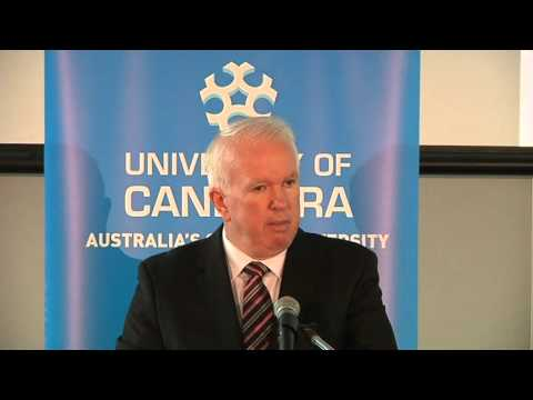National Security Lecture - Mr John Lawler, Chief Executive Australian Crime Commission