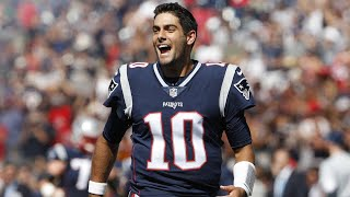 Why Did the Patriots Trade Jimmy Garoppolo?