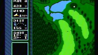 NES Open Tournament Golf - (Part 1 of 2)