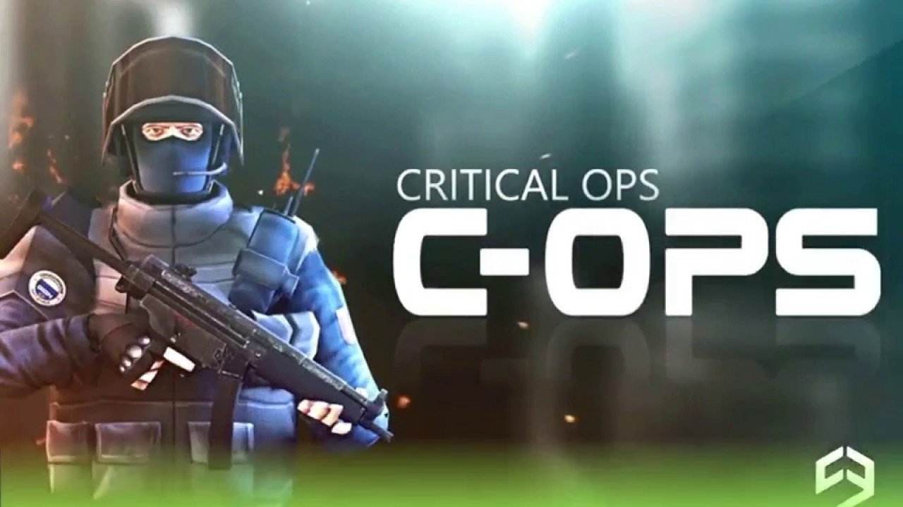 Critical Ops Facebook Game Room
