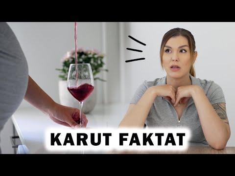 ALKOHOLI JA RASKAUS 🍷